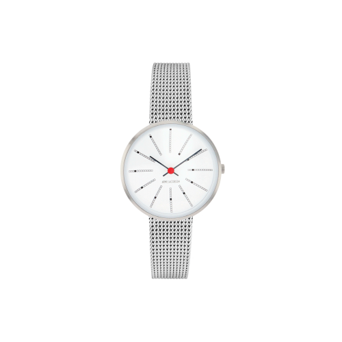 Arne Jacobsen Bankers Ur 30 mm 53100-1408