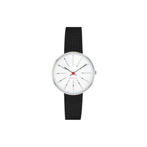 Arne Jacobsen Bankers Ur 30 mm 53100-1410