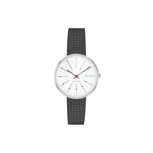 Arne Jacobsen Bankers Ur 30 mm 53100-1412
