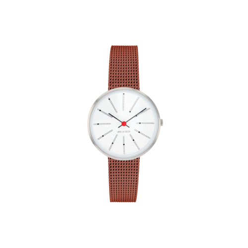 Arne Jacobsen Bankers Ur 30 mm 53100-1413