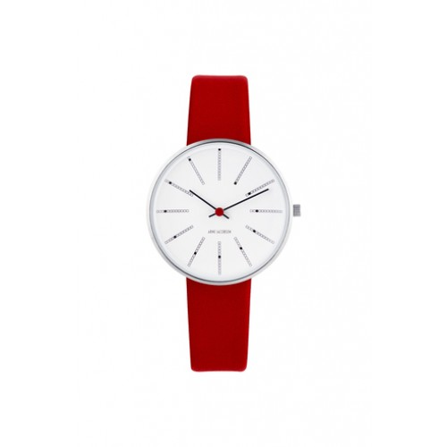 Arne Jacobsen Bankers Ur 34 mm 53101-1603