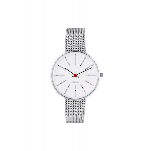 Arne Jacobsen Bankers Ur 34 mm 53101-1608