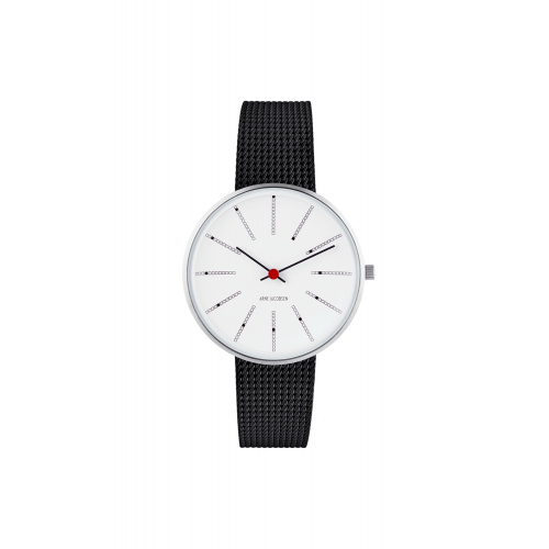 Arne Jacobsen Bankers Ur 34 mm 53101-1610