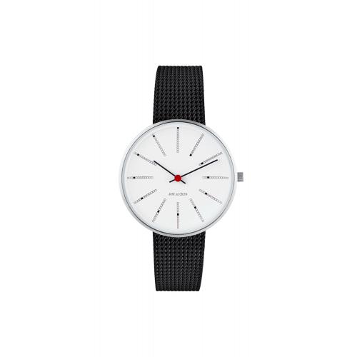 Arne Jacobsen Bankers Ur 34 mm 53101-1610
