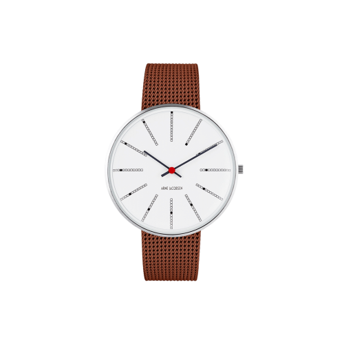 Arne Jacobsen Bankers Ur 40 mm 53102-2013