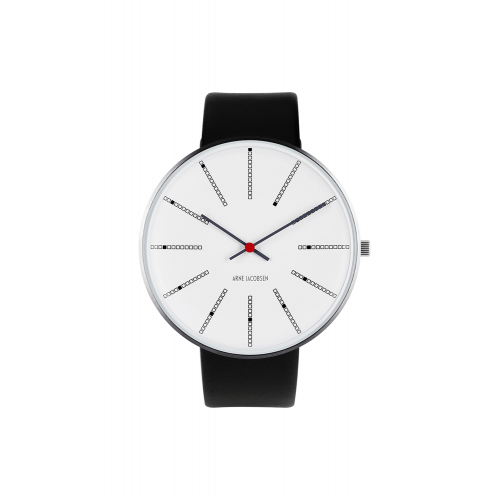 Arne Jacobsen Bankers Ur 46 mm 53103-2201