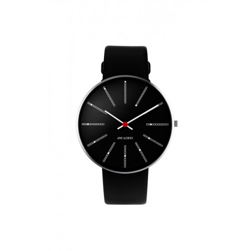 Arne Jacobsen Bankers Ur 40 mm 53105-2001