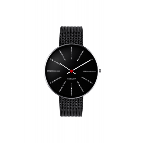 Arne Jacobsen Bankers Ur 40 mm 53105-2010