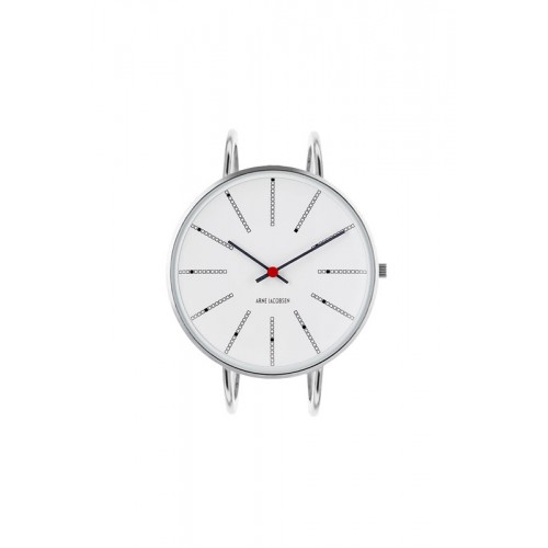 Arne Jacobsen Bankers Bangle Ur 40 mm