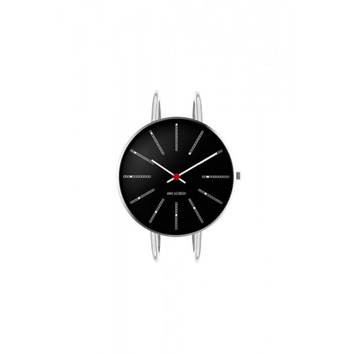 Arne Jacobsen Bankers Bangle Ur 34 mm