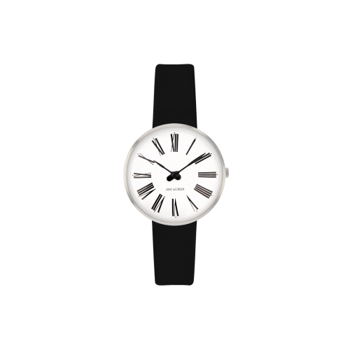 Arne Jacobsen Roman Ur 30 mm 53300-1401