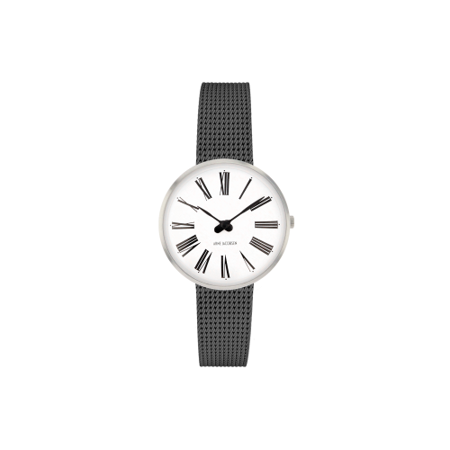 Arne Jacobsen Roman Ur 30 mm 53300-1412