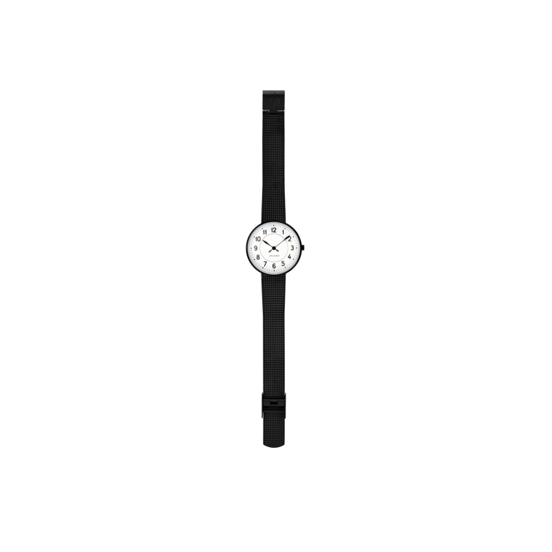 Arne Jacobsen Station Ur 30 mm 53400-1410