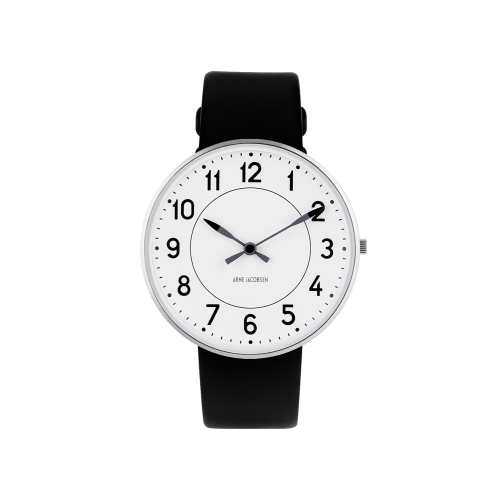 Arne Jacobsen Station Ur 40 mm 53402-2001