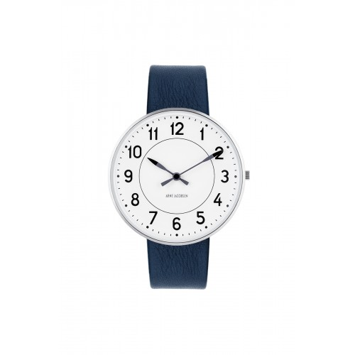 Arne Jacobsen Station Ur 40 mm 53402-2004