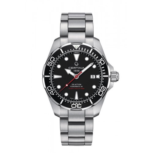Certina DS Action Diver Powermatic 80 C032.407.11.051.00