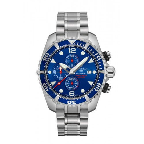 Certina DS Action Diver Chronograph Automatic...