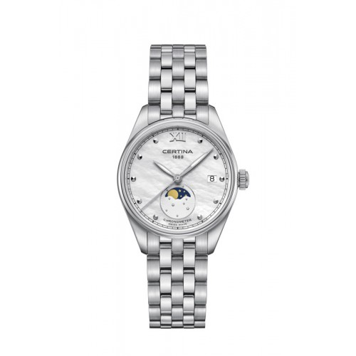 Certina DS-8 Lady Moon Phase C033.257.11.118....
