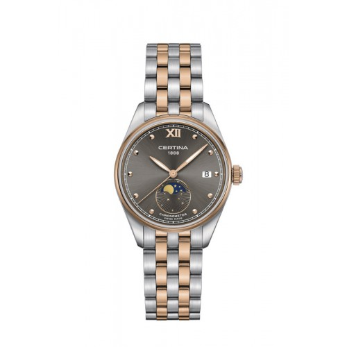 Certina DS-8 Lady Moon Phase C033.257.22.088....