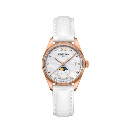 Certina DS-8 Lady Moon Phase C033.257.36.118....