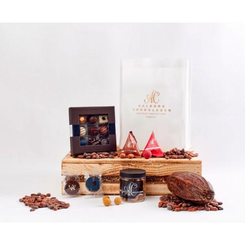 Aalborg Chokoladen Gavepose Nr. 10