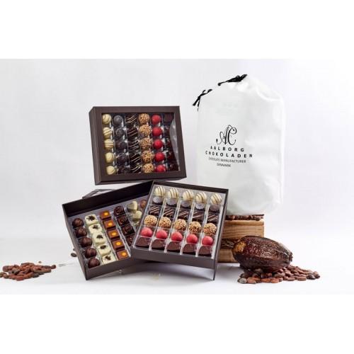 Aalborg Chokoladen Gavepose Nr. 25