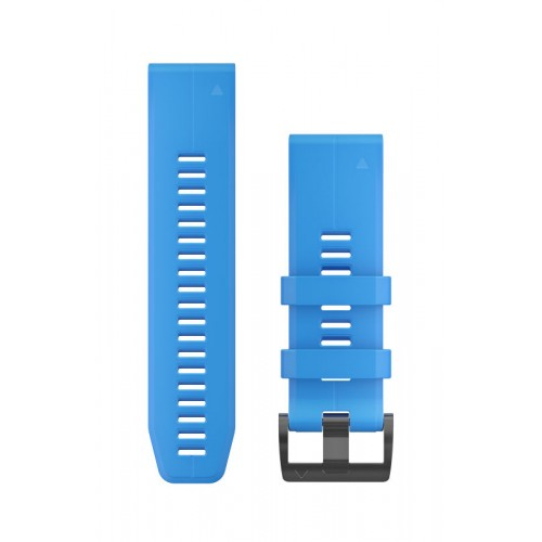 Garmin QuickFit 26 mm Silikone Urrem Blå