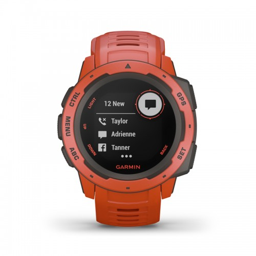 Garmin Instinct Flame Red 010-02064-02