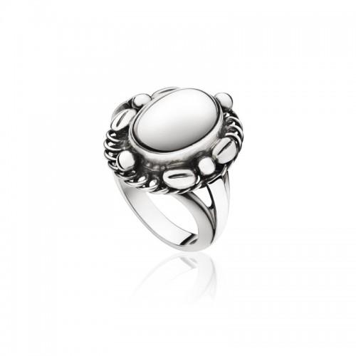 Georg Jensen Moonlight Blossom Ring 20000308
