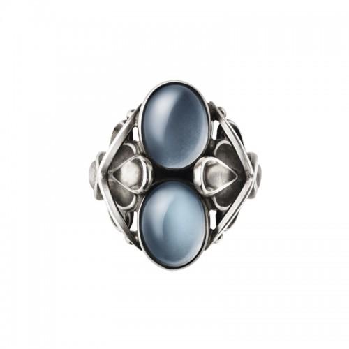 Georg Jensen Moonlight Blossom Ring 20000305