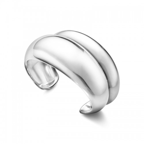 Georg Jensen Curve Armring Medium 10017493