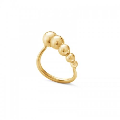 Georg Jensen Moonlight Grapes Ring 20000077