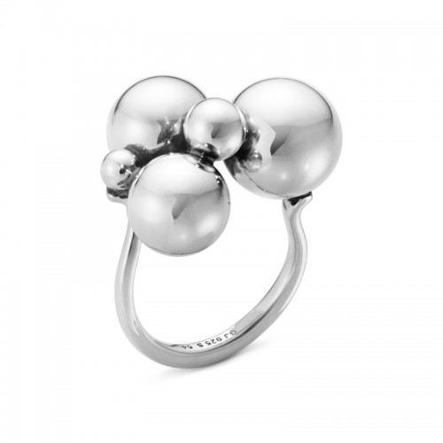 Georg Jensen Moonlight Grapes Ring 20000660