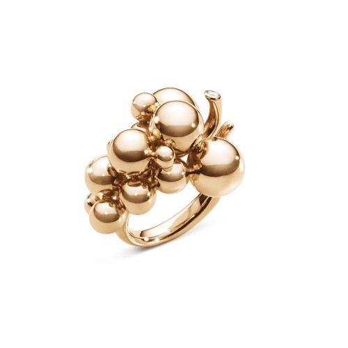Georg Jensen Moonlight Grapes Ring 3572480