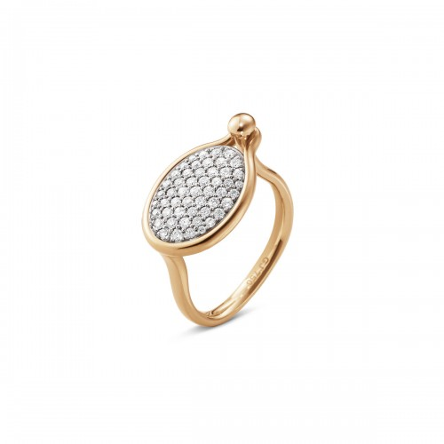Georg Jensen Savannah Ring Diamanter Mellem 1...