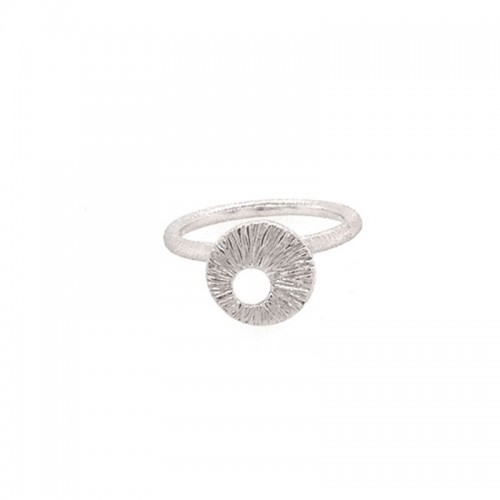Heiring Dreamcatcher Ring Mini Rhodineret 51-...