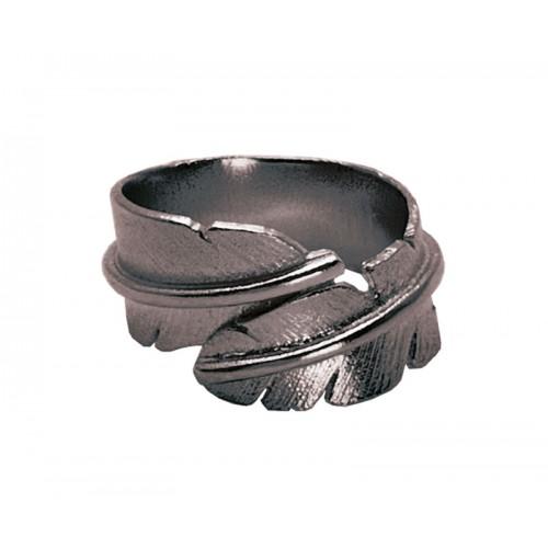 Heiring Fjer Ring Mellem Oxideret 51-5-96OX