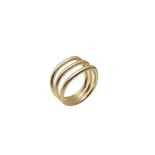 Heiring Simple Lines Ring 52-3-95FG