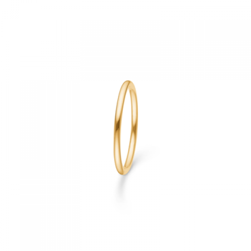 Mads Z Poetry Plain Ring