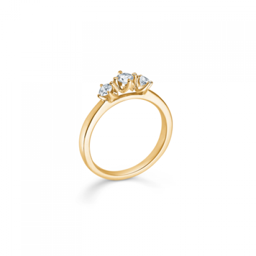 Mads Z Crown Trinity Ring