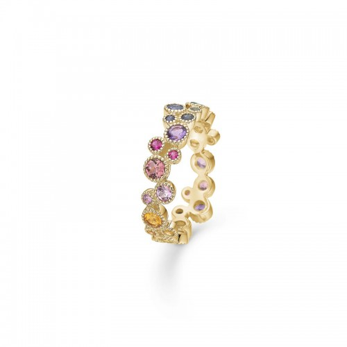 Mads Z Luxury Rainbow Ring