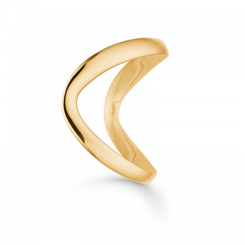 Mads Z Boomerang Ring