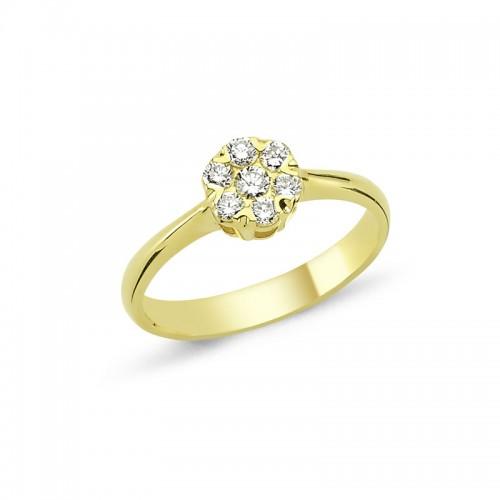 Nuran Flora Ring L1967-017