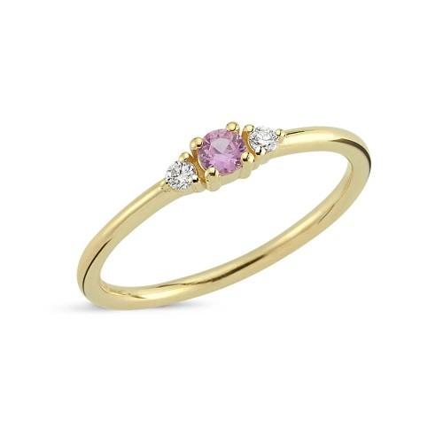 Nuran Petit Ring R1110 LS 005 RG