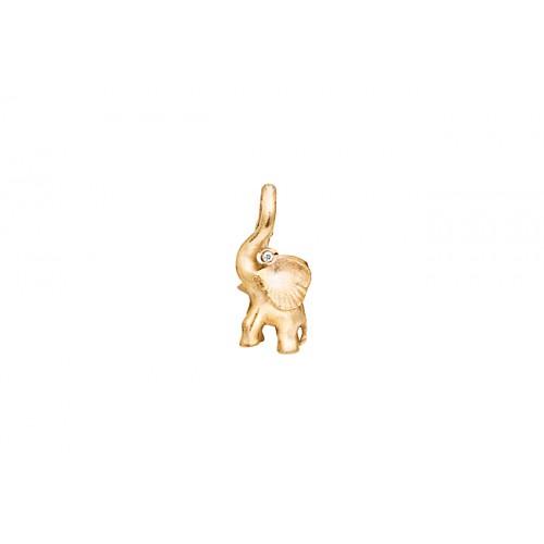 Ole Lynggaard Elefant Charm A1383-401