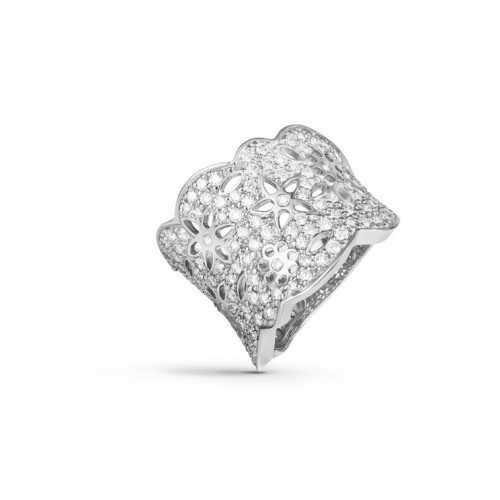 Ole Lynggaard Lace Ring