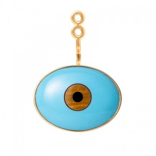 Ole Lynggaard Lotus Evil Eye Vedhæng A3039-401