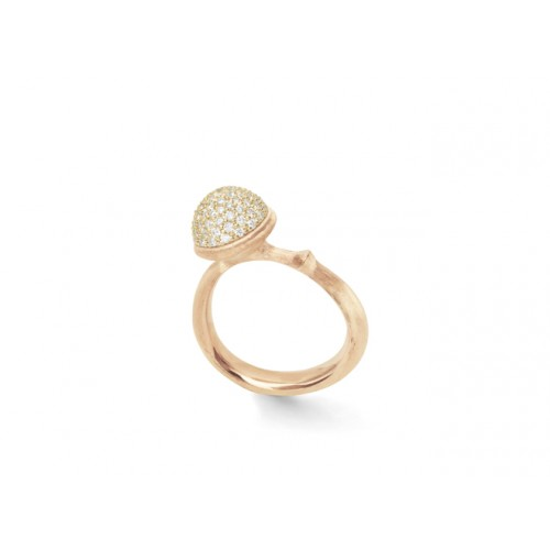 Ole Lynggaard Lotus Ring Mellem A2711-701