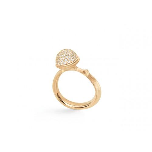 Ole Lynggaard Lotus Ring Mellem A2711-402