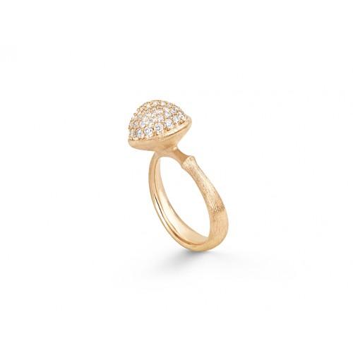 Ole Lynggaard Lotus Ring Stor A2712-402